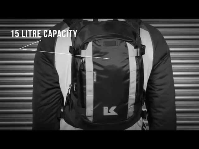 Видео Рюкзак Kriega Backpack R15