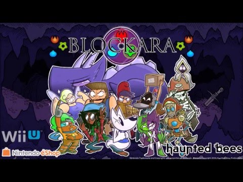 Blockara - Now Available for Wii U and PC! thumbnail