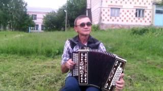 Играй гармонь!!!Игорь Смирнов в д.Соловьево Княгиниского р-на Нижегородской области.