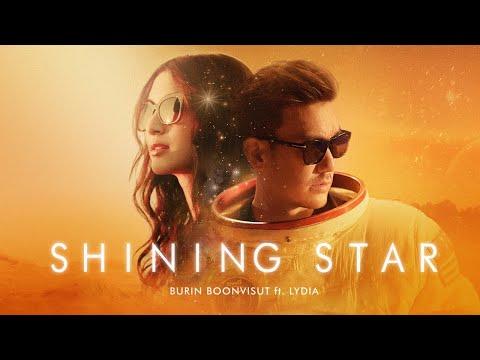 "Lyrics""Shining Star"" by Burin Boonvisut ft. Lydia"