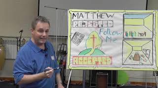 The Calling of Matthew by Kevin Welch