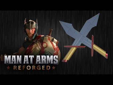 Thor'S Dual Swords - Thor: Ragnarok