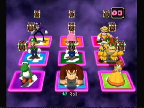 Mario Party 4 - Panel Panic - Youtube Download