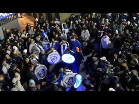"""El Tablón Qac - Entrada Indios Kilmes"" Barra: Indios Kilmes • Club: Quilmes • País: Argentina"