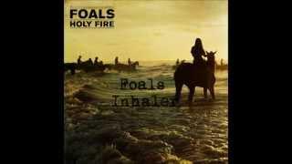 Foals - Inhaler (with lyrics in description)