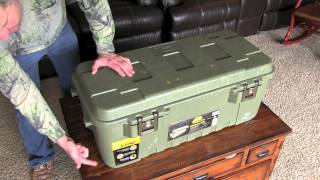Review: Plano Sportsman's Trunk