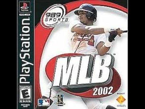 MLB 2002 Playstation