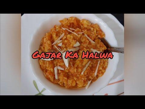 Gajar Ka Halwa Simple Recipe| Simple and Delicious | Carrot Halwa| Home Cooking