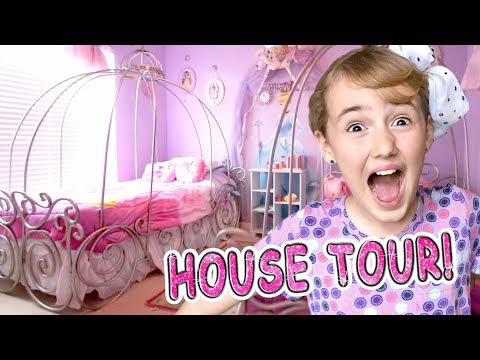 Florida Dream Vacation, Episode 2 - Magical Disney Vacation Rental House Tour! * Orlando, Florida *