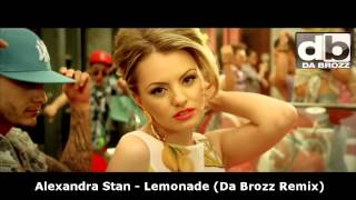 Alexandra Stan - Lemonade (Da Brozz Remix) Official Music Video 2012
