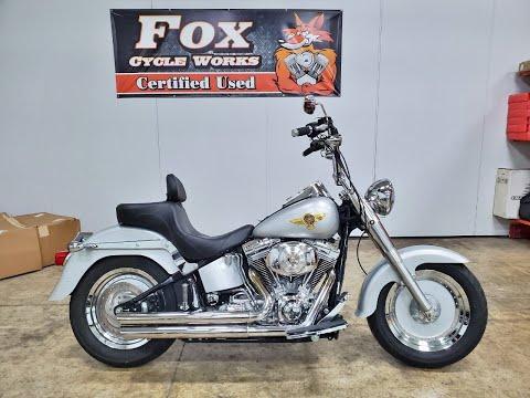 2005 Harley-Davidson FLSTFIAE Fat Boy® in Sandusky, Ohio - Video 1