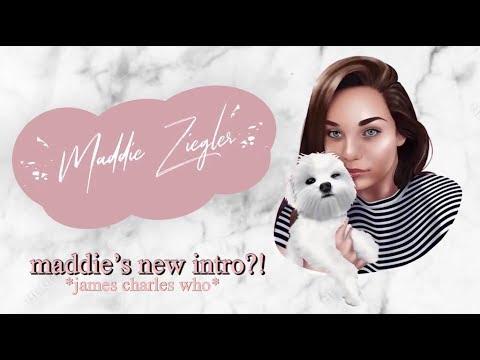 maddie ziegler's new intro 2018