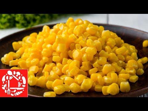 САЛАТЫ с Кукурузой на Новогодний стол 🌽🌽🌽 5 простых рецептов!