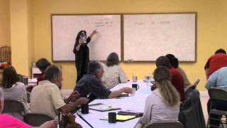 The Art of Spiritual Mind Treatment Class 1 May 11, 2015
