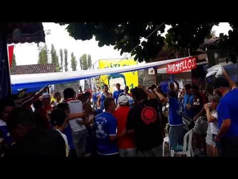 """Festa Torcida Fanáti-Cruz TFC 14 anos - 15/12/2013"" Barra: Torcida Fanáti-Cruz • Club: Cruzeiro"