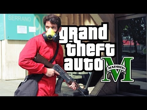 These Guys Re-Created A GTA V Trailer In Real Life