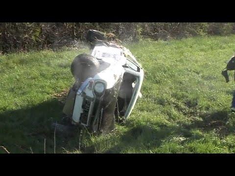 Rallye Salamandre 2017 [BIG Crashes, Hot Moments, Show & Mistakes]
