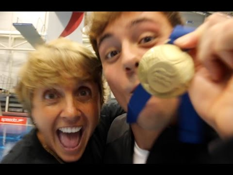 VLOG: My last competition before the OLYMPICS!
