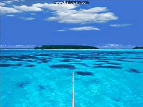 Reel Fishing II Playstation