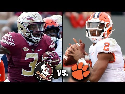 Florida State vs. Clemson Preview: Two Powerhouses Collide