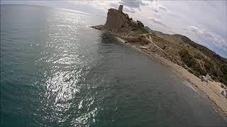 FPV Drone Cinematic,Alicante Coast,Spain.
