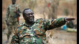 South Sudan Peace Deal : Kalonzo Musyoka witnesses swearing in of Riek Machar as Vice President