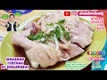 Restoran Kaki Lima di Singapura DAPAT MICHELIN STAR Makanan Terenak di Singapore Tian2 Chicken Rice