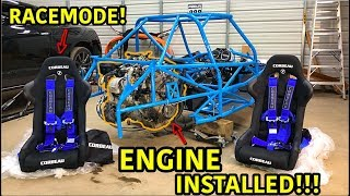 Turning A Salvaged Car Into A Street Legal Race Car Part 6