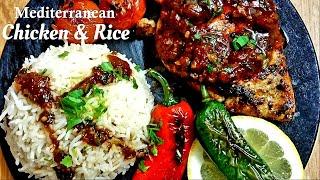 Mediterranean Chicken And Rice Recipe |  Eid Special Recipes 2020 | Decipe