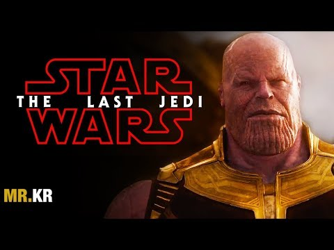 Avengers: Infinity War - (Star Wars: The Last Jedi Style)