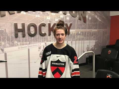 Recap: Women's Hockey vs. Dartmouth - 11/9/19