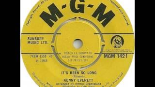 """It's Been So Long"" by Kenny Everett"