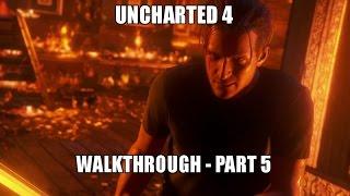 Uncharted 4 - Full Walkthrough [Part 5/5] [PS4 Pro]