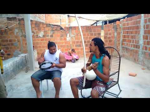 Tairone do berimbau e tocadores de Bom Jesus da Lapa Bahia