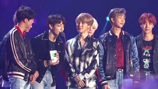 171202 BTS - Best Song of the Year @ Melon Music Awards 2017