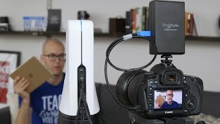 Livestream 4 Cameras to YouTube or Facebook Live via iPad (Without Wires) — SlingStudio Review