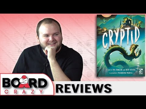 Cryptid Review -- Glory of the Hunt