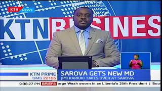Jimi Kariuki has been appointed managing director at Sarova hotels