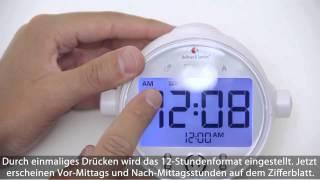 Bellman VISIT 868 (BE1580) Blitzlichtwecker MIT DEUTSCHEN UNTERTITEL