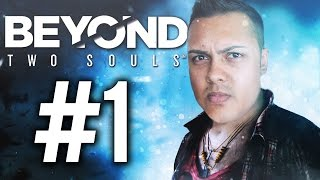 THE STORY BEGINS! - Beyond Two Souls PS4 (Beyond Two Souls Chronological Let