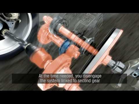 Фото к видео: Renault - Efficient Dual Clutch presentation
