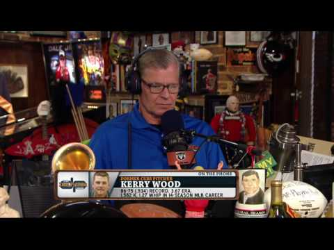Kerry Wood on The Dan Patrick Show (Full Interview) 7/21/16