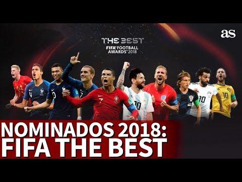 FIFA The Best 2018 | Los 10 nominados al mejor jugador del año | Diario AS