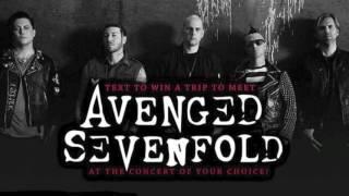 Avenged Sevenfold Tension Lyrics