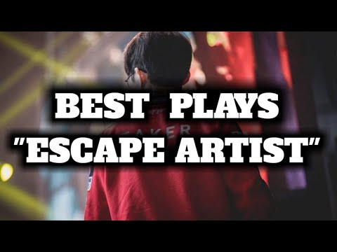 Remembering the Best Plays of Faker( Best Plays Of Faker)The Escape Artist - fashonyfash