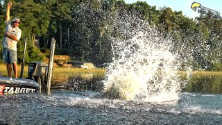 Secret Lake Full of BASS - Cannonball Challenge