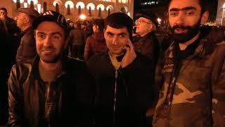 АРМЯНСКИЙ    МАЙДАН.   Чем заканчивается каждый день армянской революции?