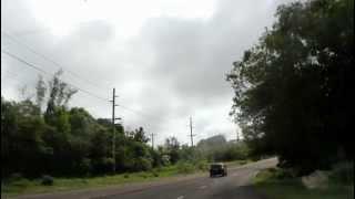 preview picture of video 'Umatac, Guam Scion FR-S Drive By Part X'