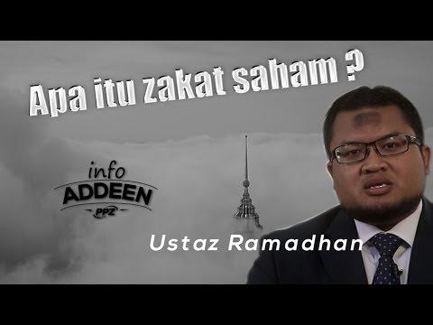 Apa Itu Zakat Saham?