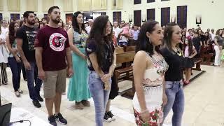 Canto de Entrada - Missa do 3º Domingo da Quaresma (24.03.2019)
